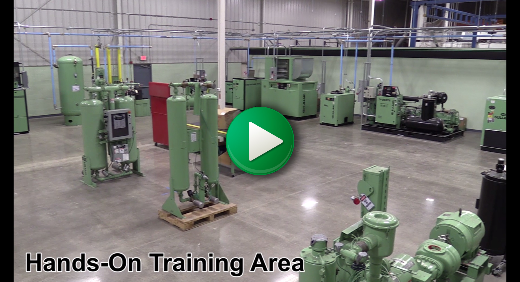 Sullair Training Center video